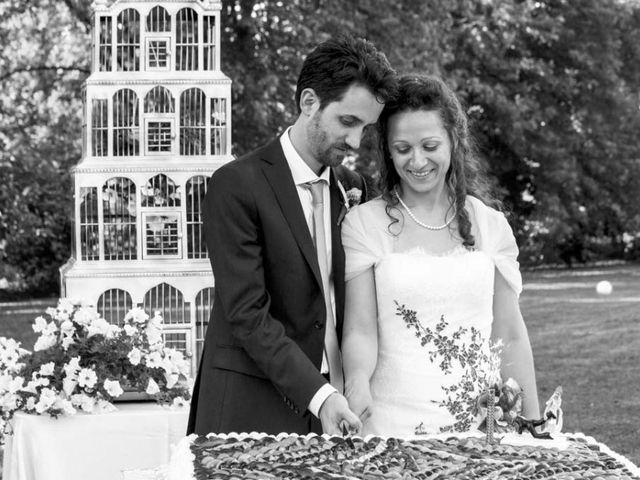 Il matrimonio di Federico e Fabiola a San Pietro in Casale, Bologna 16