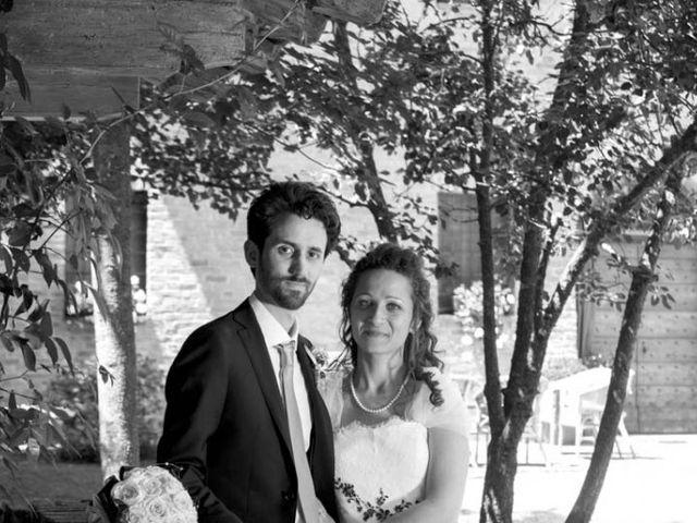 Il matrimonio di Federico e Fabiola a San Pietro in Casale, Bologna 14
