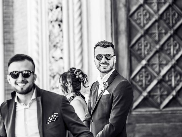 Il matrimonio di Enrico e Elisabetta a Monforte d'Alba, Cuneo 15