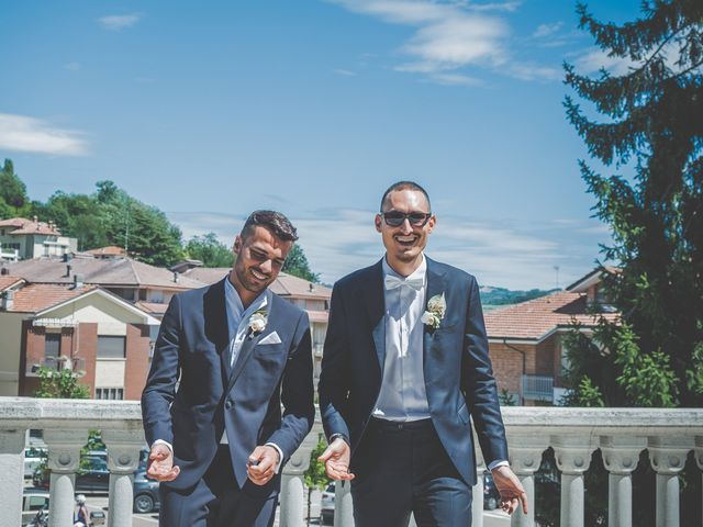 Il matrimonio di Enrico e Elisabetta a Monforte d'Alba, Cuneo 18