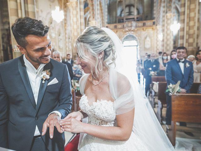 Il matrimonio di Enrico e Elisabetta a Monforte d'Alba, Cuneo 26