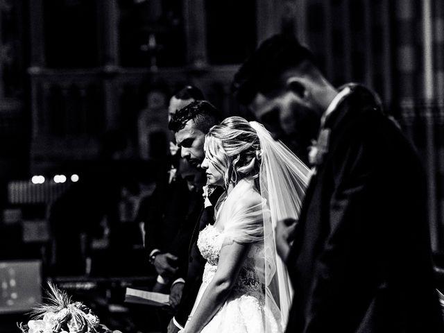 Il matrimonio di Enrico e Elisabetta a Monforte d'Alba, Cuneo 28