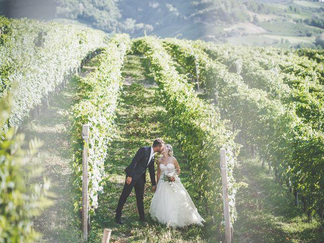 Il matrimonio di Enrico e Elisabetta a Monforte d'Alba, Cuneo 41