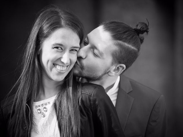Il matrimonio di Thomas e Chiara a Busseto, Parma 5