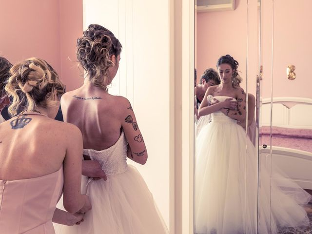 Il matrimonio di Thomas e Chiara a Busseto, Parma 16