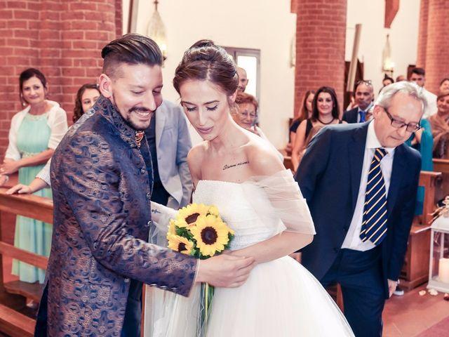 Il matrimonio di Thomas e Chiara a Busseto, Parma 22