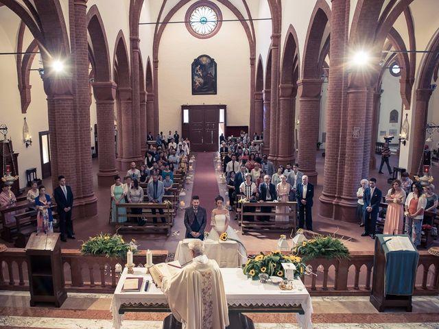 Il matrimonio di Thomas e Chiara a Busseto, Parma 26