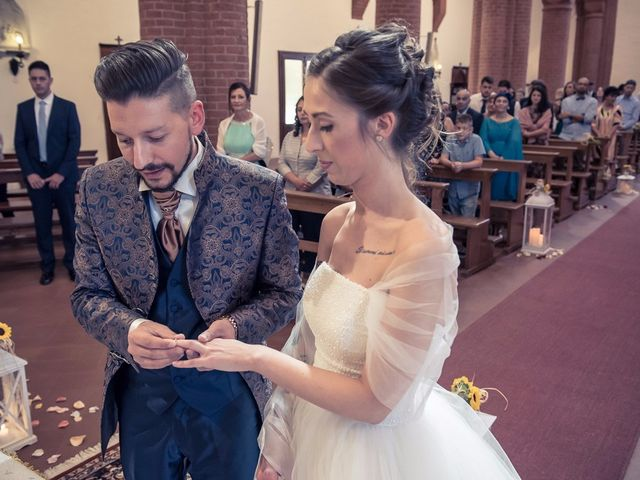 Il matrimonio di Thomas e Chiara a Busseto, Parma 28