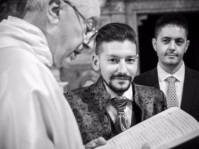 Il matrimonio di Thomas e Chiara a Busseto, Parma 32