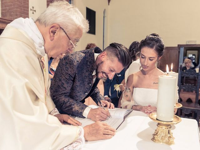 Il matrimonio di Thomas e Chiara a Busseto, Parma 33