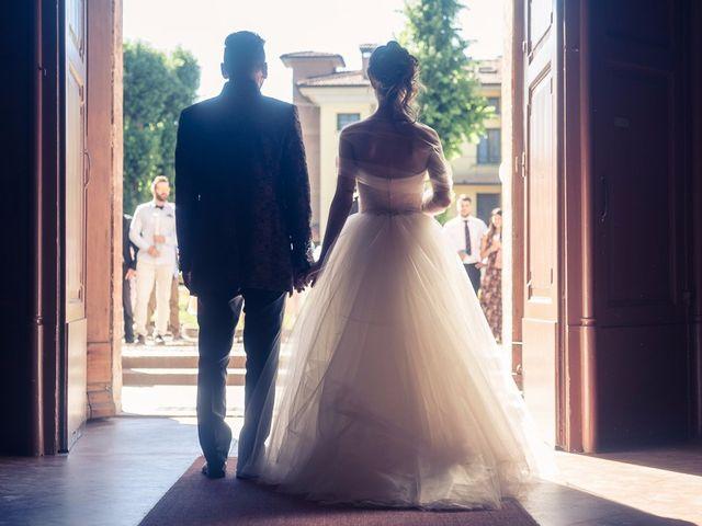 Il matrimonio di Thomas e Chiara a Busseto, Parma 34