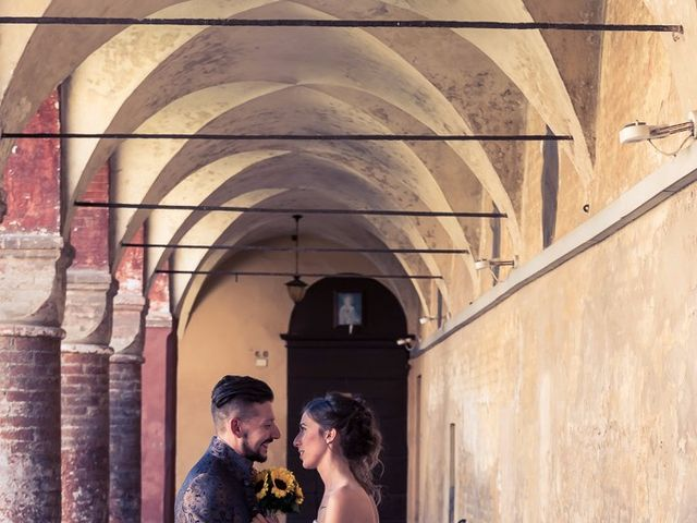 Il matrimonio di Thomas e Chiara a Busseto, Parma 36