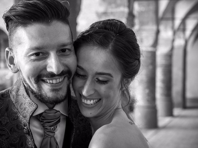 Il matrimonio di Thomas e Chiara a Busseto, Parma 37