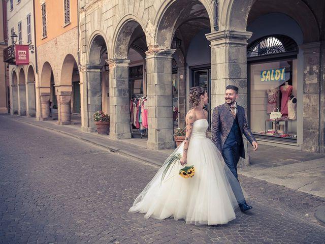 Il matrimonio di Thomas e Chiara a Busseto, Parma 39