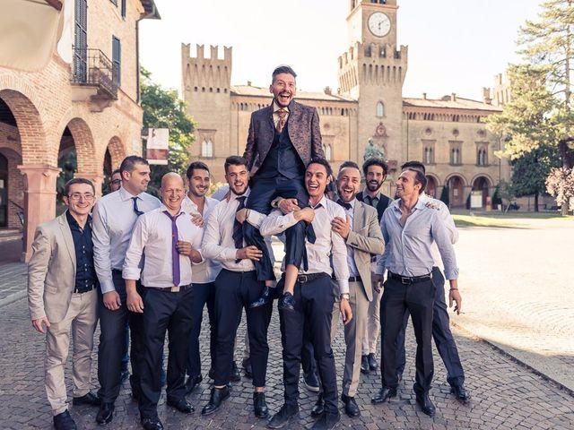 Il matrimonio di Thomas e Chiara a Busseto, Parma 41