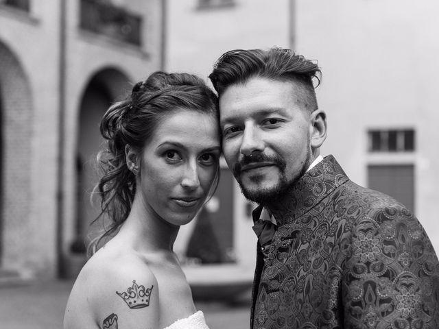 Il matrimonio di Thomas e Chiara a Busseto, Parma 42