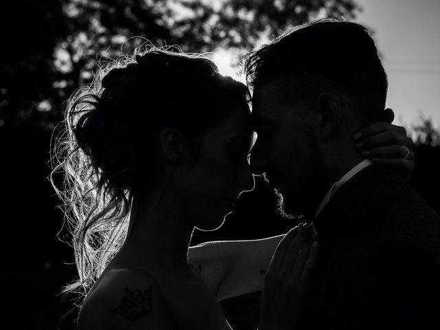 Il matrimonio di Thomas e Chiara a Busseto, Parma 47