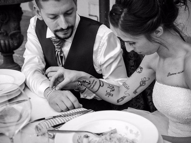 Il matrimonio di Thomas e Chiara a Busseto, Parma 48