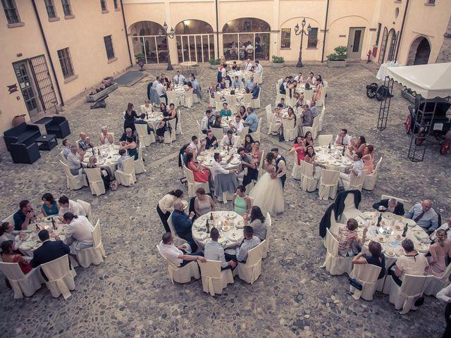 Il matrimonio di Thomas e Chiara a Busseto, Parma 49