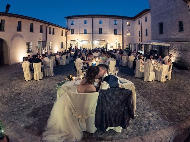 Il matrimonio di Thomas e Chiara a Busseto, Parma 53