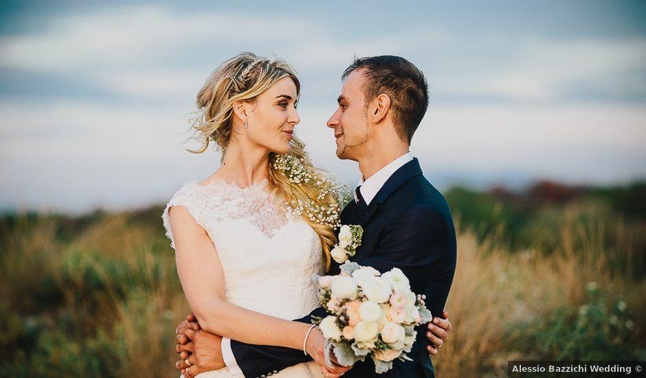 Il matrimonio di Alin e Sara a Forte dei Marmi, Lucca