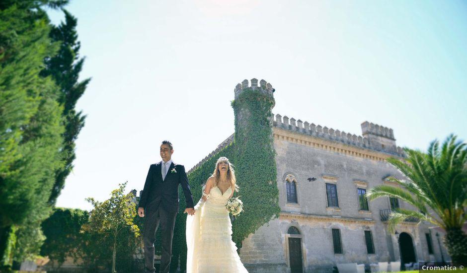 Il matrimonio di Francesco e Rosanna a San Pancrazio Salentino, Brindisi