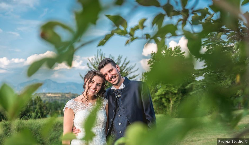 Il matrimonio di Massimo e Giulia a Dogna, Udine