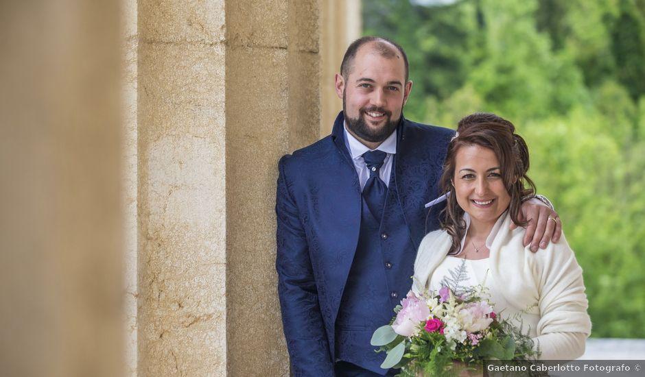 Il matrimonio di Mattia e Giulia a Lamon, Belluno
