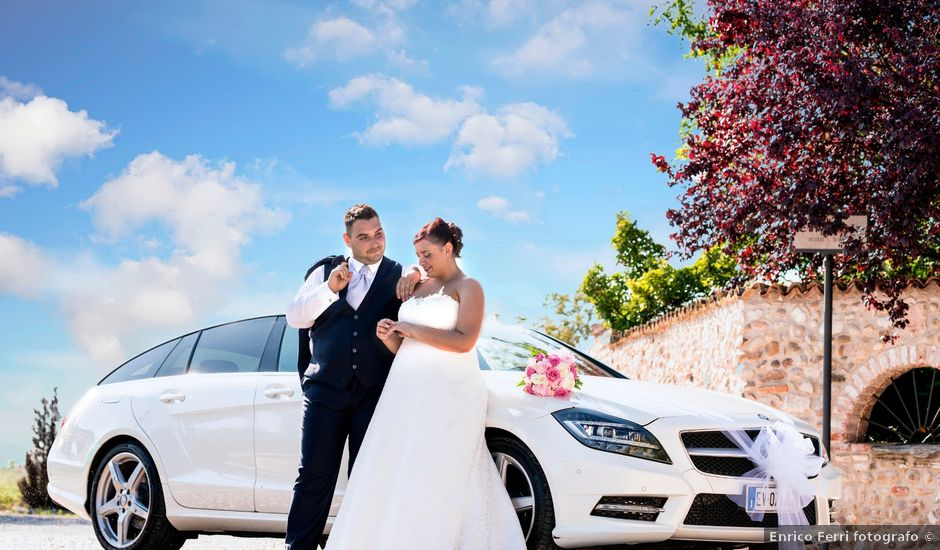 Il matrimonio di Mattia e Valentina a Castiglione delle Stiviere, Mantova