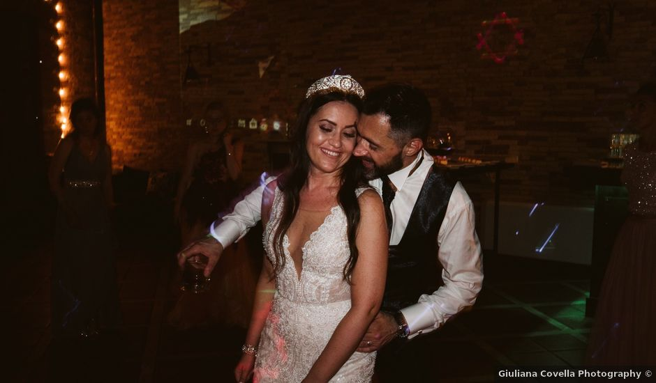 Il matrimonio di Kristina e Christian a Loreto Aprutino, Pescara