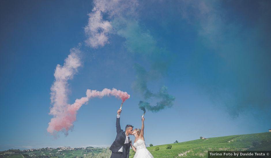Il matrimonio di Enrico e Elisabetta a Monforte d'Alba, Cuneo