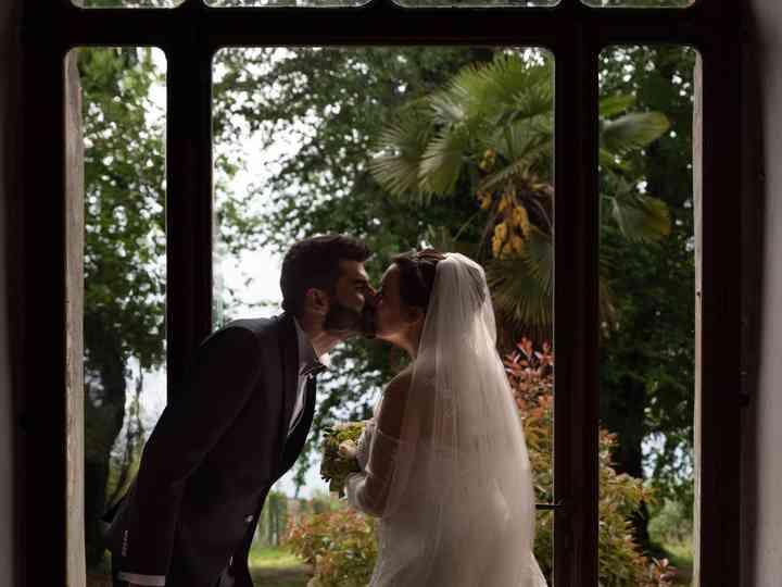 le nozze di Lorena e Simone