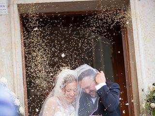 le nozze di Valentina e Cristiano 1