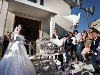Le nozze di Barbara e Rosario 1