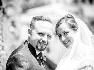 Le nozze di Lucia e Matteo