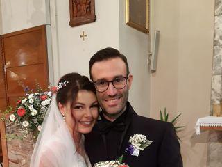 Le nozze di Federica e Giordano 3