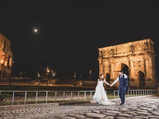 Le nozze di Martina e Christian 1