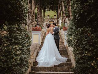 Le nozze di Vincenzo e Rosaria