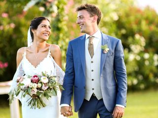 Le nozze di Yasemin e Andrea