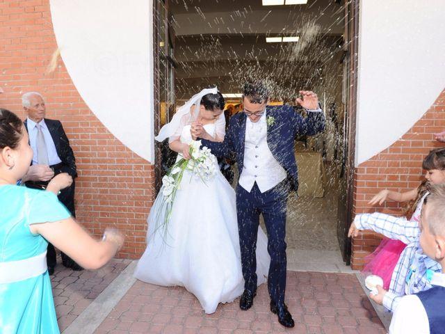 Il matrimonio di Davide  e Marika  a Latina, Latina 27