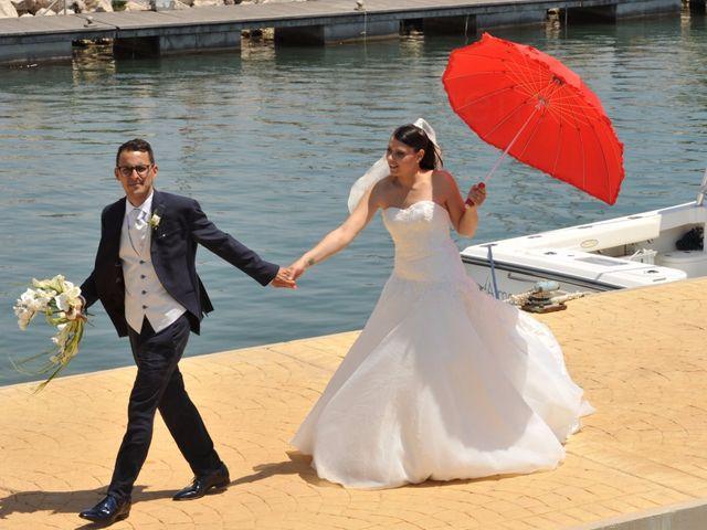 Il matrimonio di Davide  e Marika  a Latina, Latina 34