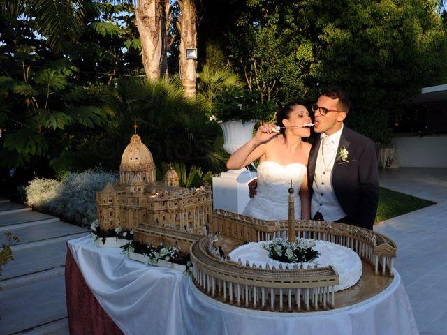 Il matrimonio di Davide  e Marika  a Latina, Latina 55