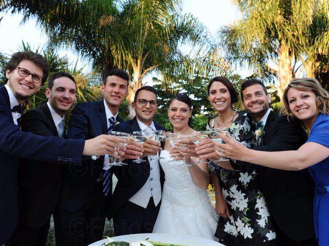 Il matrimonio di Davide  e Marika  a Latina, Latina 57