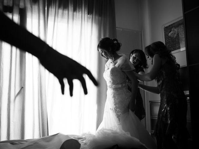 Il matrimonio di Fra e Cate a Mogliano Veneto, Treviso 33