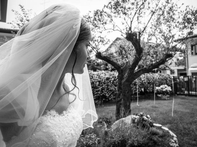 Il matrimonio di Fra e Cate a Mogliano Veneto, Treviso 43