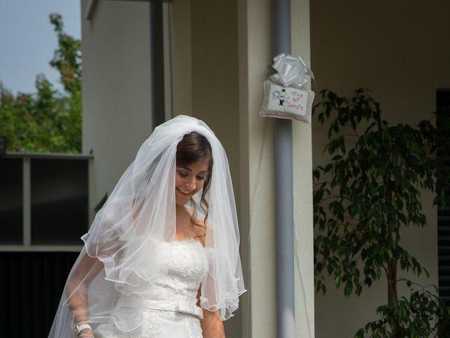 Il matrimonio di Fra e Cate a Mogliano Veneto, Treviso 45