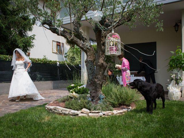 Il matrimonio di Fra e Cate a Mogliano Veneto, Treviso 46