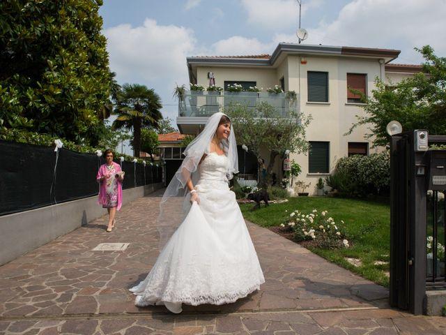 Il matrimonio di Fra e Cate a Mogliano Veneto, Treviso 47