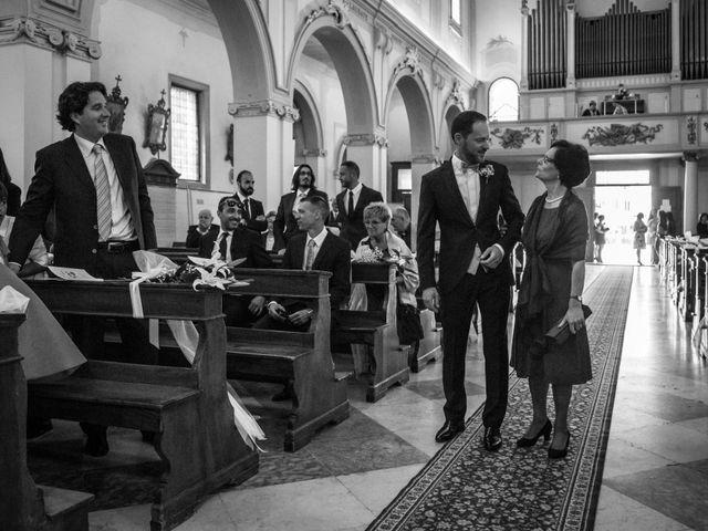 Il matrimonio di Fra e Cate a Mogliano Veneto, Treviso 48