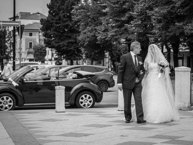 Il matrimonio di Fra e Cate a Mogliano Veneto, Treviso 52